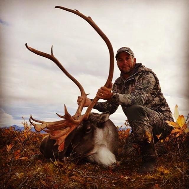 Robert Newland Caribou 4