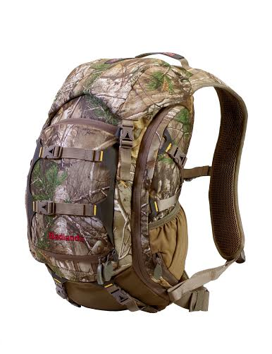 Badlands Camera Day Pack