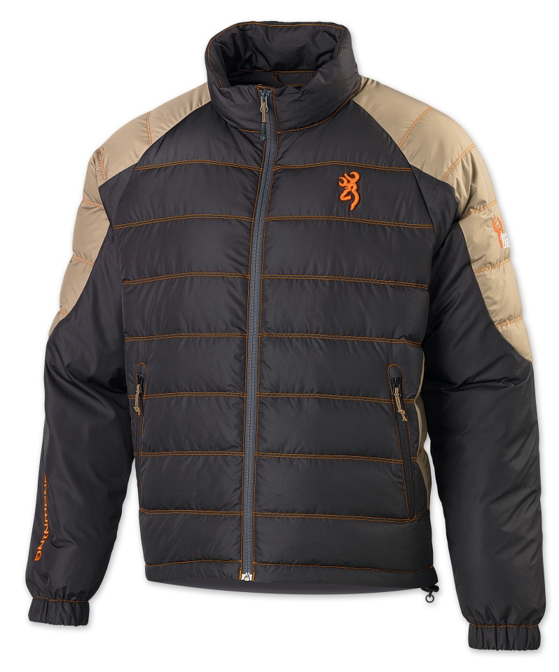 Browning Hells Canyon Blended Down Jacket Black