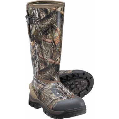 7e85770776a4f Cabela's Men's Zoned Comfort Trac Boots Available In Mossy Oak Break-Up  Country