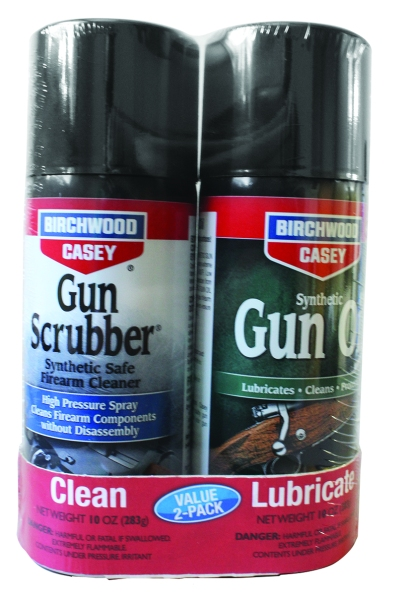 Gun Scrubber-Synthetic Oil 2-Pack 33302