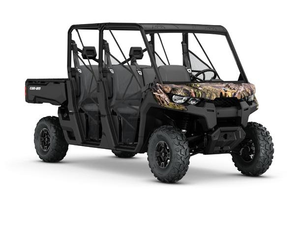 2017 Defender MAX DPS HD8 Mossy Oak Break-Up Country