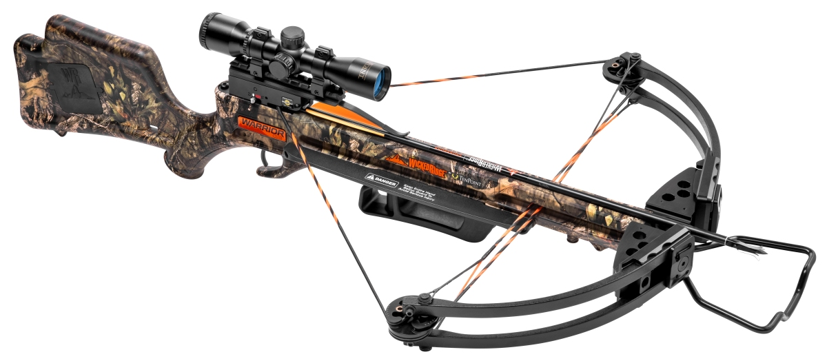 Wicked Ridge Crossbows Introduces New Value-Priced, High-Performance Warrior G3 in Mossy Oak Break-Up Country