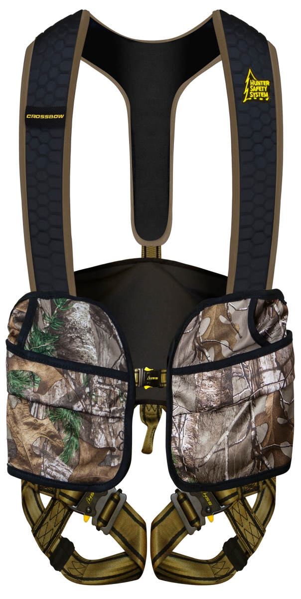 Hunter Safety System Introduces a New Harness Specifically Designed for Crossbow Hunters