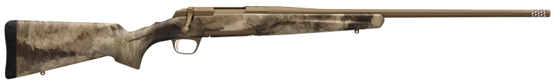 X-Bolt Hells Canyon Speed Rifle