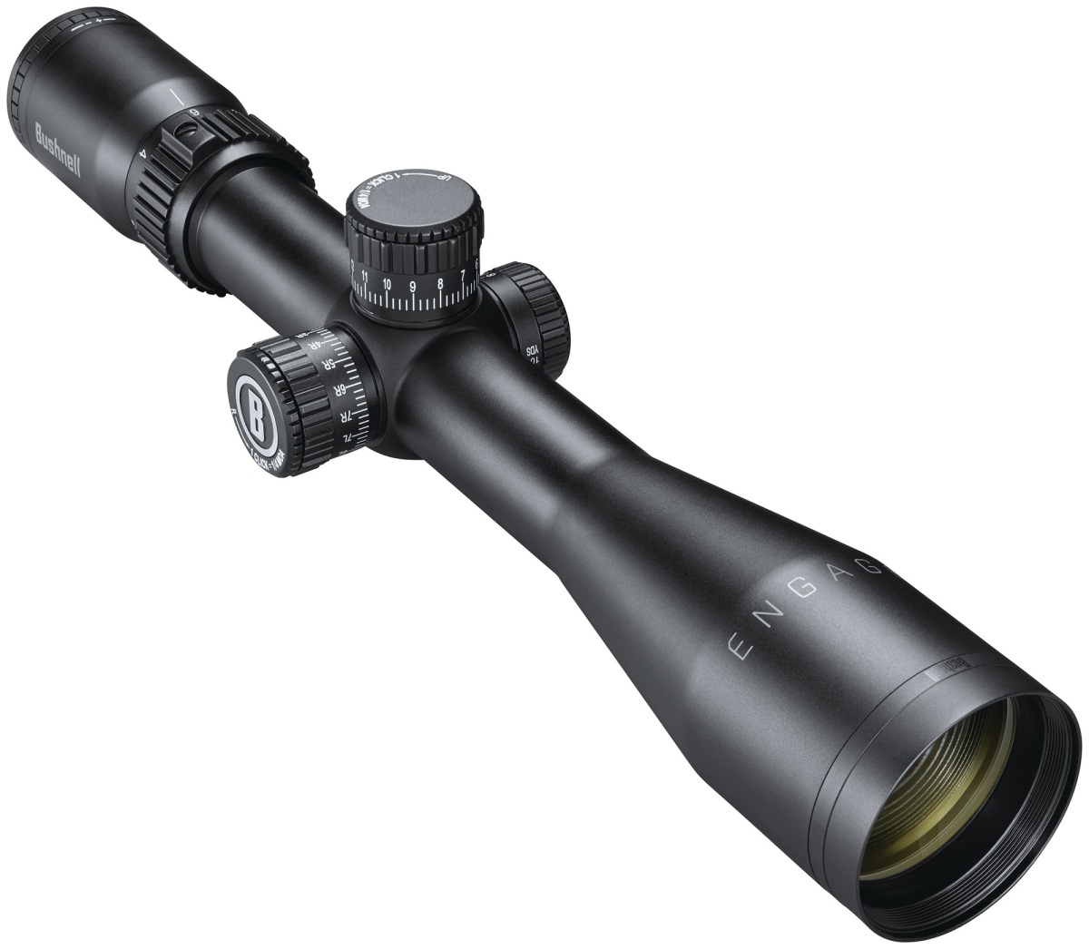 Bushnell Announces New Best-In-Class Engage Optics Line at 2017 NRA Show