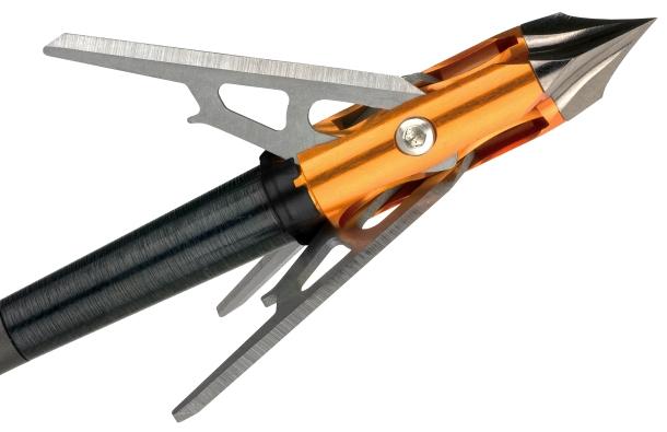 Rage 3 Blade Chisel Crossbow