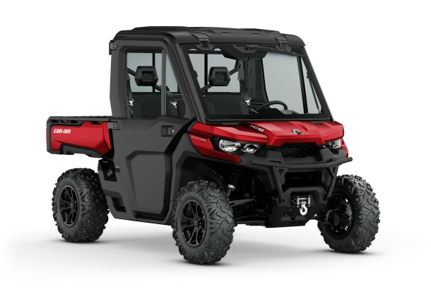 2018 Defender XT CAB HD10