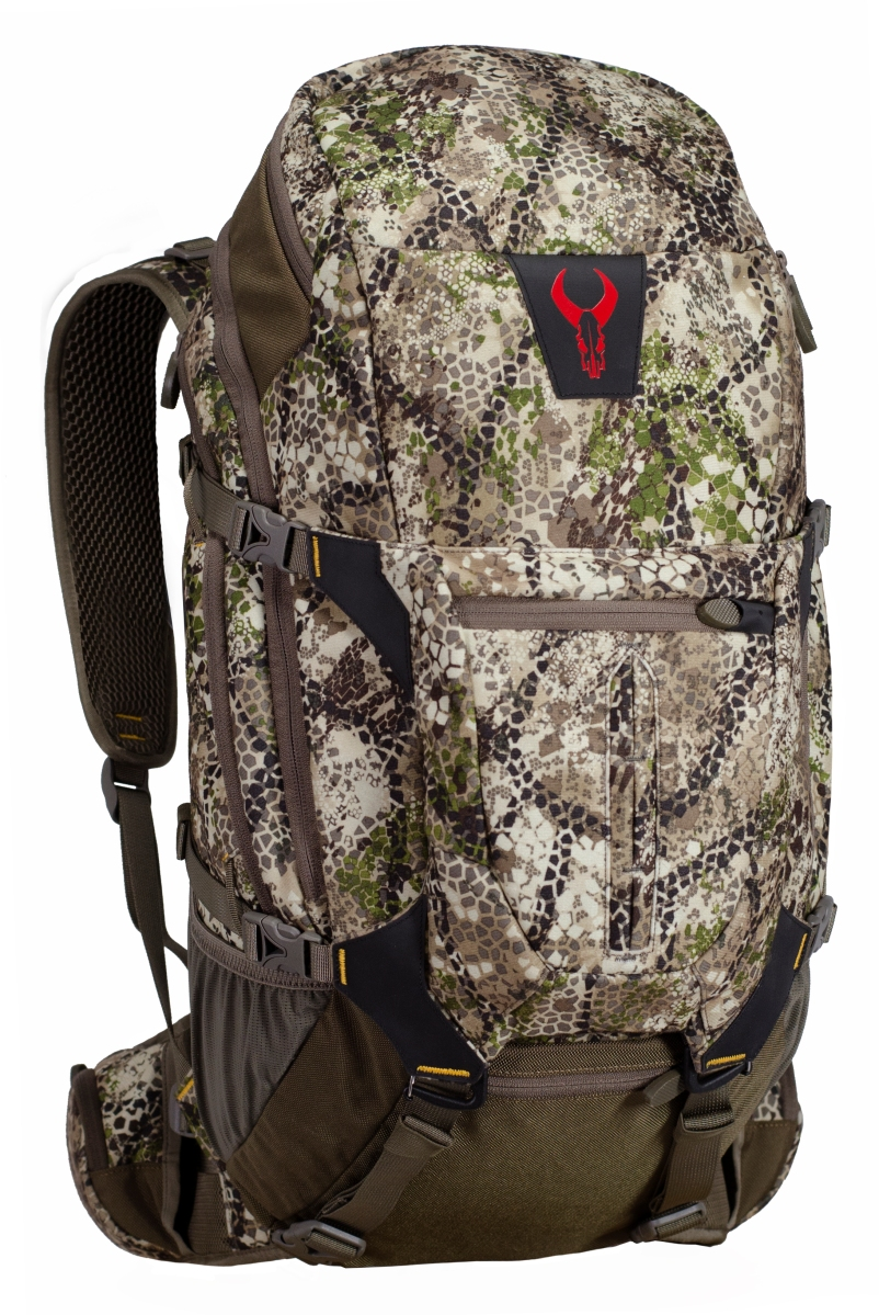 New Badlands Ascent Pack Designed to Climb the Hills or the Trees