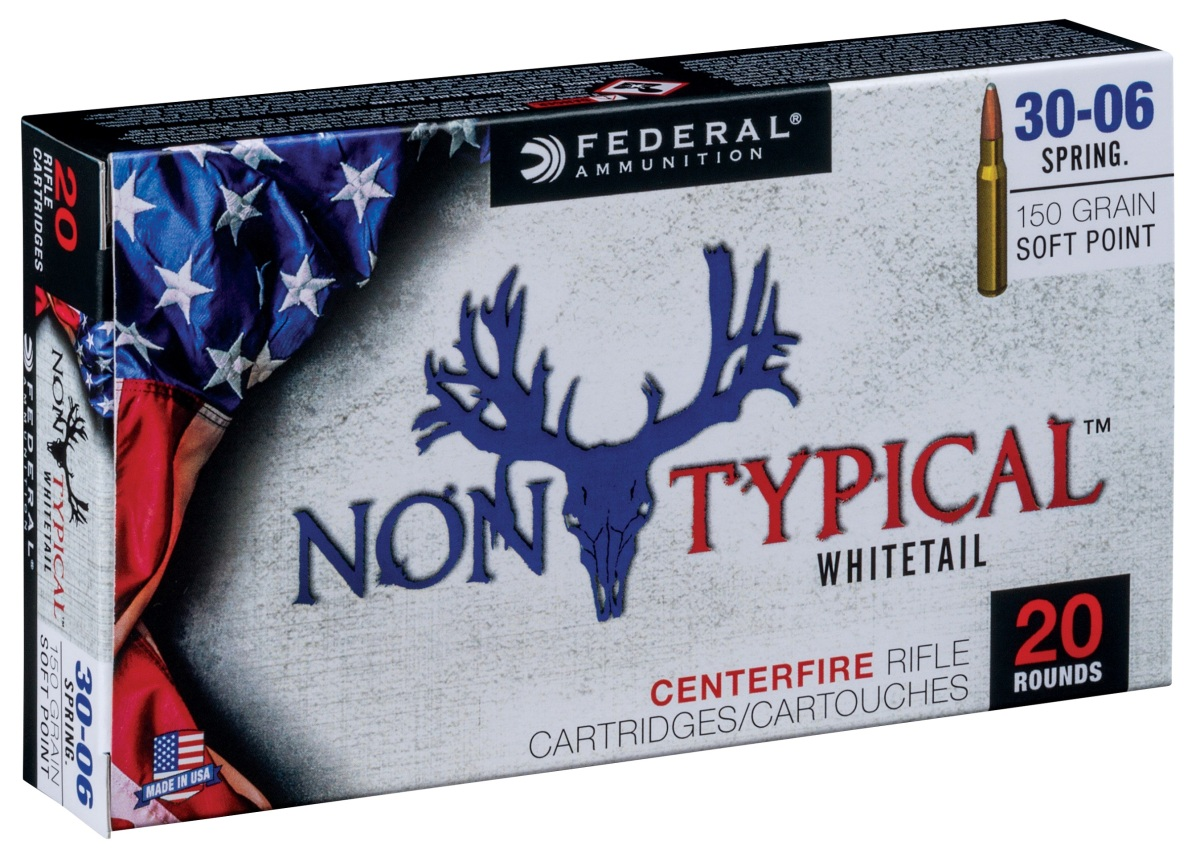 Federal Launches 13 Options in Its New Non-Typical Deer Hunting Ammunition Lineup