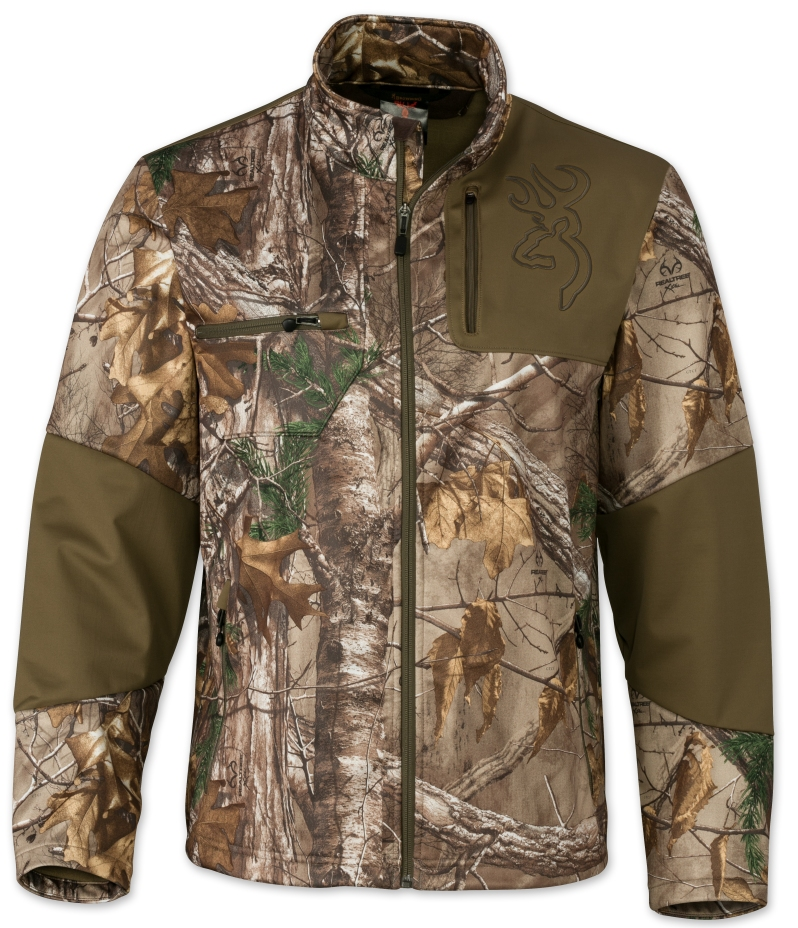 Browning Hells Canyon Mens Proximity Jacket in Realtree Xtra