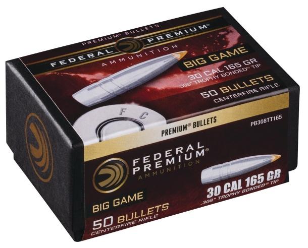 Federal Big Game Bullet