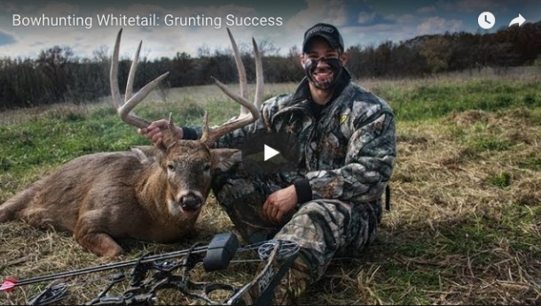 Video: Bowhunting Illinois Whitetail Deer – Rack Camp