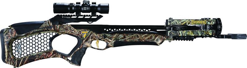 Browning OneSevenOne crossbow profile