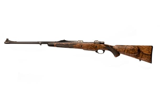 Ryan Breeding rifle custom