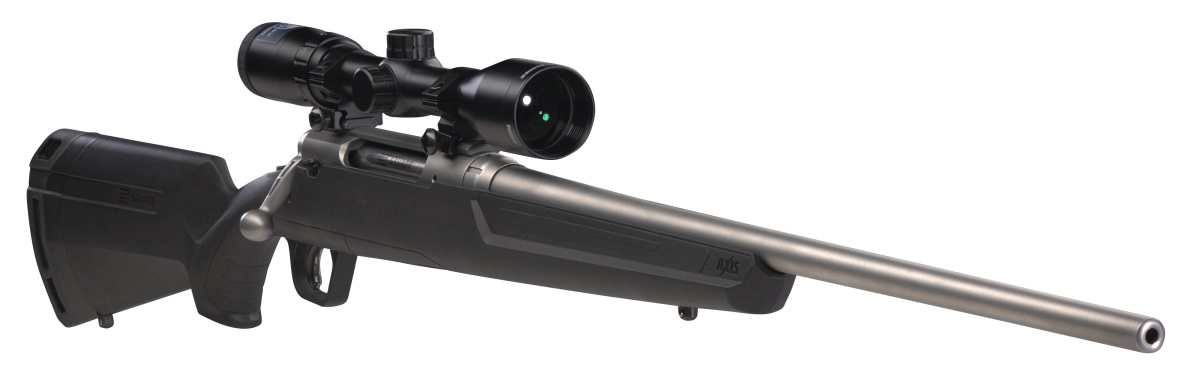 Redesigned Savage AXIS II XP Raises the Bar in Out-Of-The-Box Performance