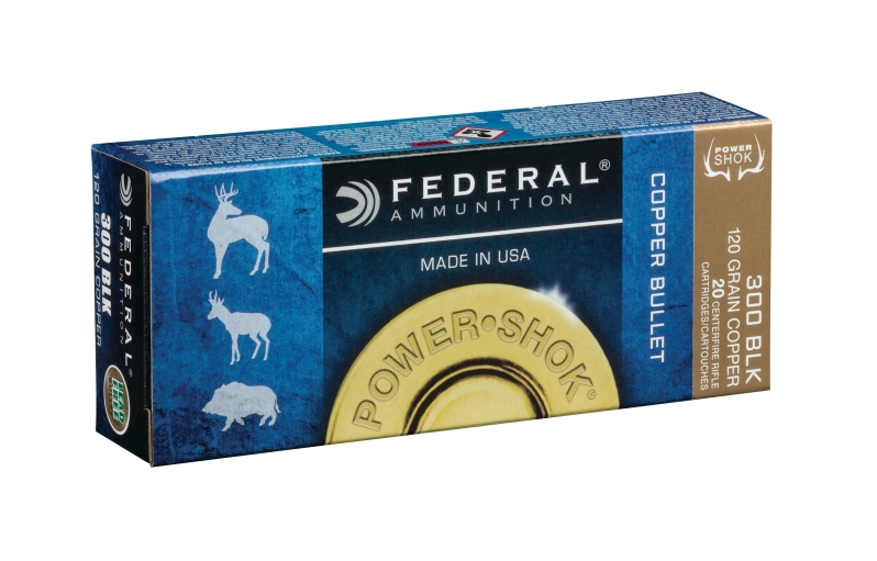 Federal 300 BLK