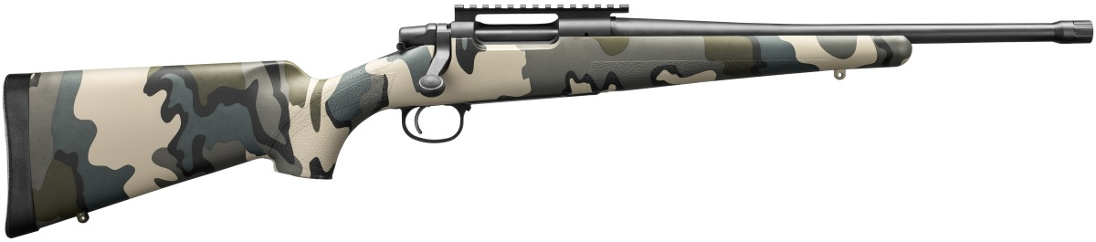 The Remington Model Seven Threaded Kuiu -  Built for Speed, Made for Tight Spaces