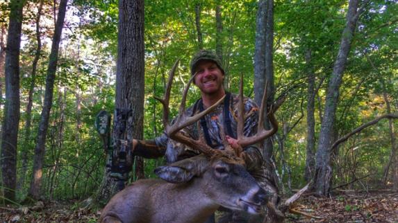 John Stallone deer hunting