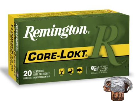 remington core-lokt extensions