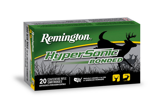 remington hypersonic bonded