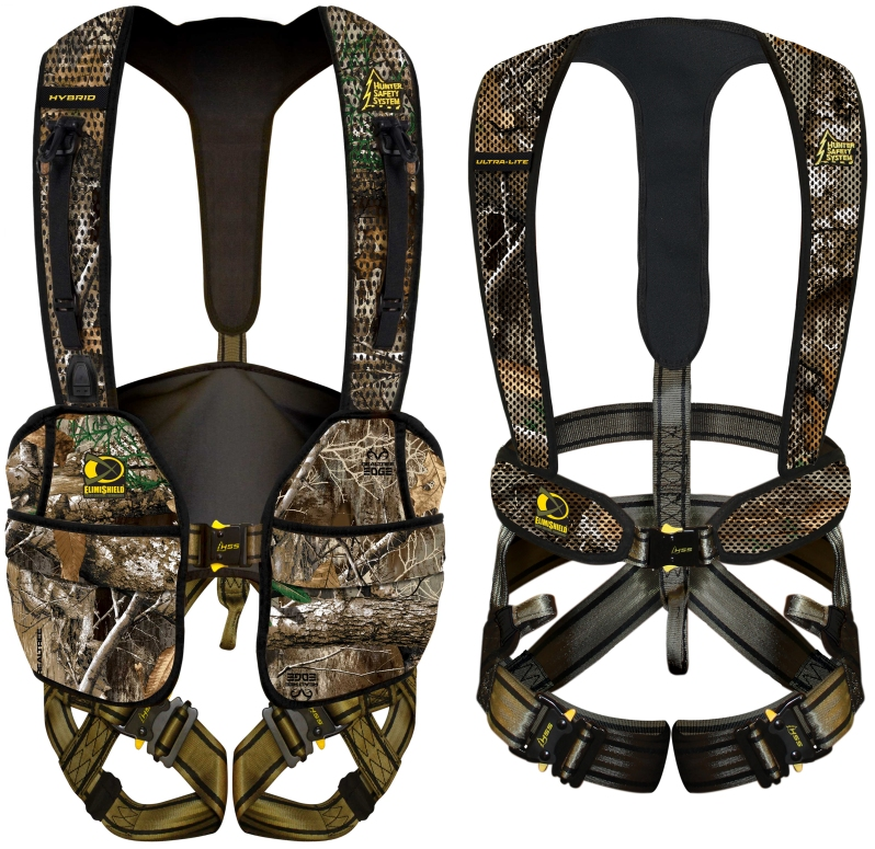 Hunter Safety System Lightens Up Its Hybrid and Ultra-Lite Harnesses