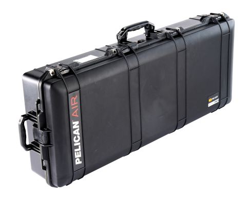 Pelican case bow 2