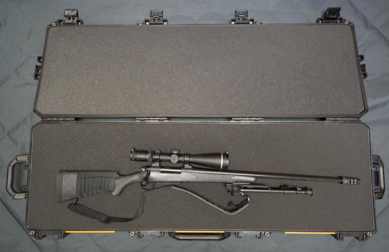 Pelican Rifle Case