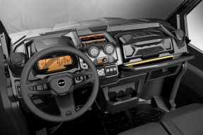 Can Am Defender Limited Cab Interior