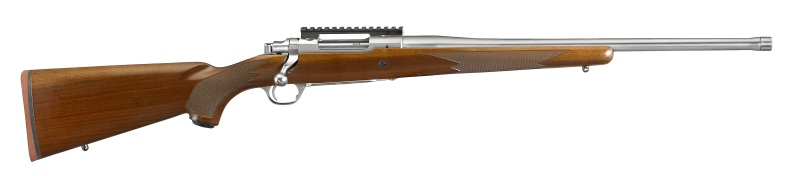 Ruger Hunter rifle Hawkeye