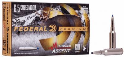 Federal Terminal Ascent