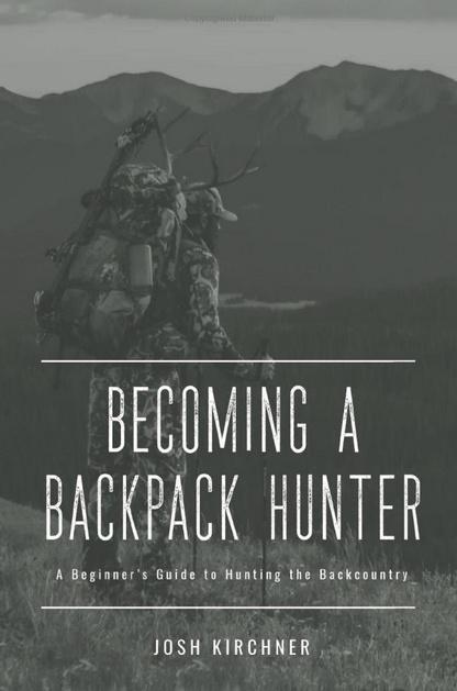 Backpack hunter book
