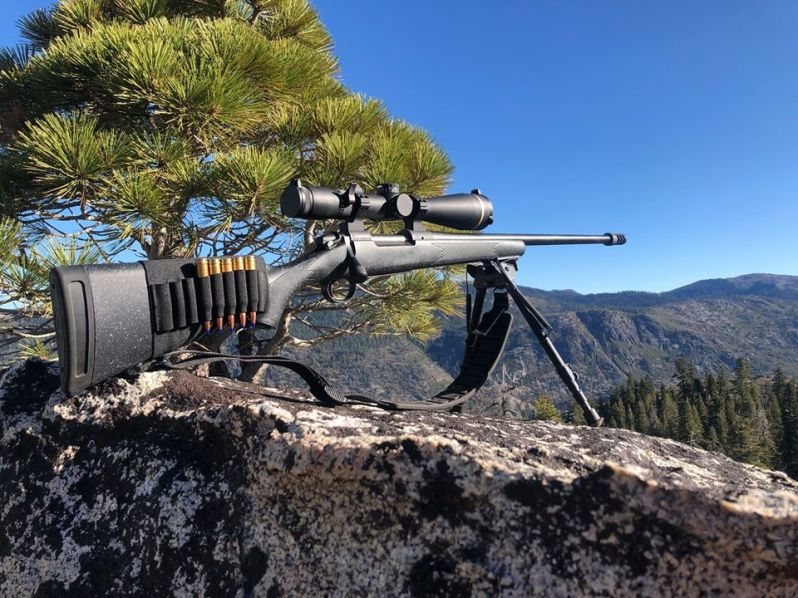 Bergara B-14 Ridge Rifle