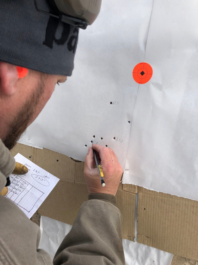 Bergara rifle test