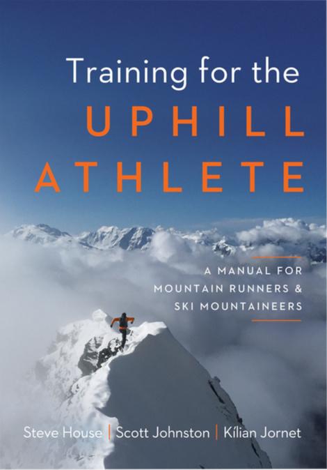 training athelete uphill